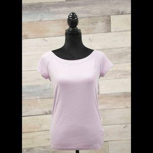 NWOT Ralph Lauren soft purple top